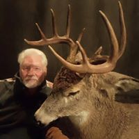 Various views of the Alberta Whitetail Deer hunt with North Point Outfitters Inc.